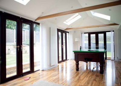 Games Room in Extension